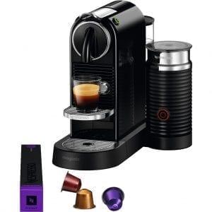 Magimix Nespresso CitiZ & Milk M196 Zwart