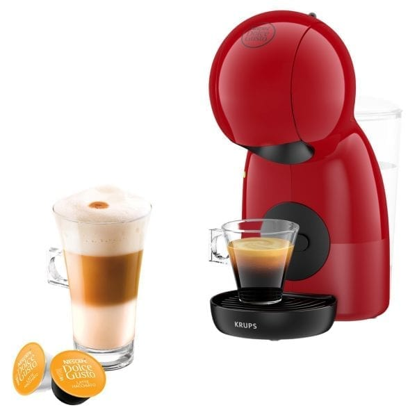 Krups Dolce Gusto Piccolo XS KP1A05 Rood