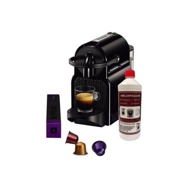 Magimix Nespresso Inissia M105 Zwart + Magimix Ontkalker 1 L