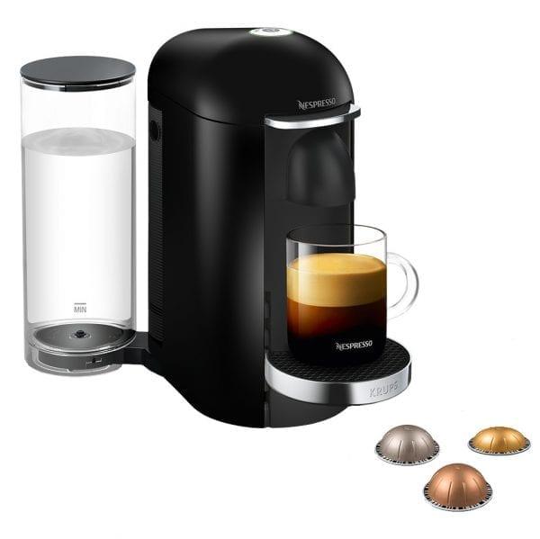 Krups Nespresso Vertuo Plus Deluxe XN9008 Zwart