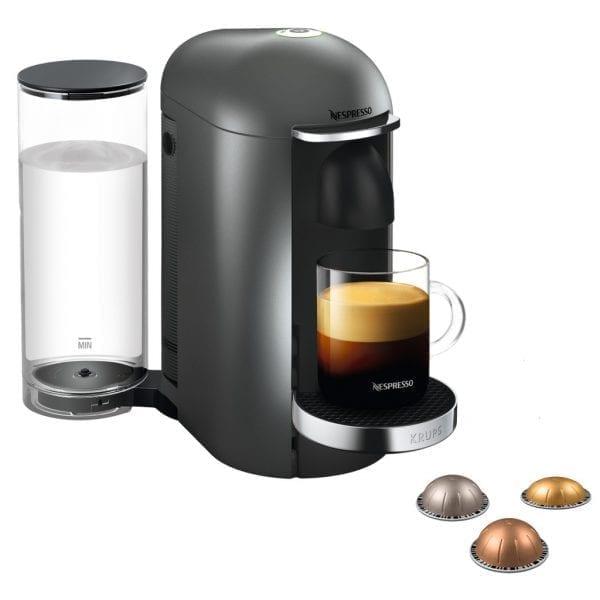 Krups Nespresso Vertuo Plus Deluxe XN900T Titan